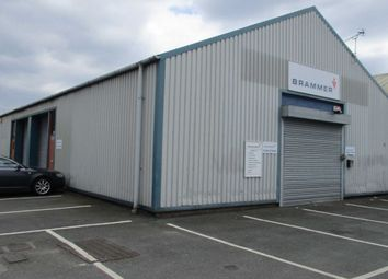Thumbnail Commercial property for sale in Faraday Road, Hereford