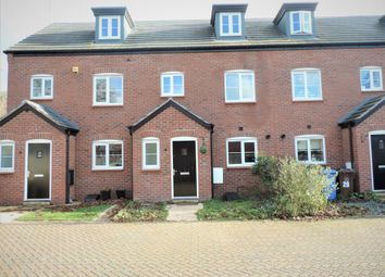Thumbnail 3 bed town house for sale in Shielding Way, St Georges Parkway, Stafford
