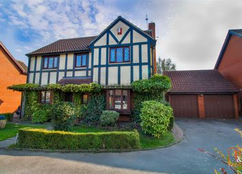 Tudor Rose Close, Stanway, Colchester CO3. 4 bed detached house