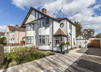 Thumbnail 3 bed semi-detached house for sale in Chaucer Road, Sidcup, Kent