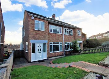 Thumbnail 4 bed semi-detached house for sale in The Jordans, Allesley, Coventry