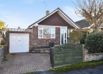Thumbnail 2 bedroom detached bungalow for sale in Coniston Gardens, Hedge End, Southampton