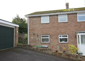 Thumbnail 3 bed semi-detached house for sale in Arle Gardens, Alresford