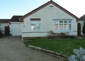 Thumbnail 2 bed detached bungalow for sale in Shelley Close, Sandilands