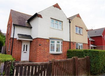 Thumbnail 3 bed semi-detached house for sale in Kerry Street, Derby