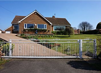 Thumbnail 5 bed detached bungalow for sale in North Street Flixton, Scarborough