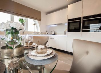 Thumbnail 2 bed flat for sale in Barton Marina, Barton Under Needwood
