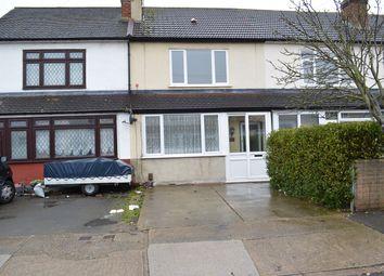 Thumbnail 3 bed terraced house to rent in Beechwood Gardens, Rainham