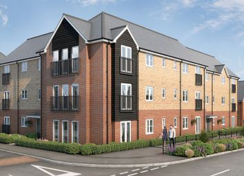 Thumbnail 1 bed flat for sale in Hospital Approach, Broomfield, Chelmsford