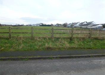 Thumbnail Land for sale in Heol Y Felin, Penparc, Cardigan, Ceredigion