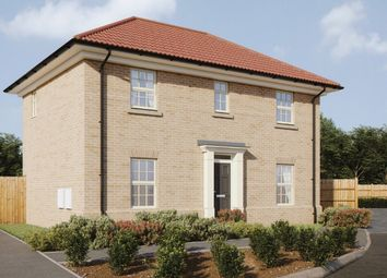 Thumbnail 3 bedroom detached house for sale in Hempstead Road, Holt