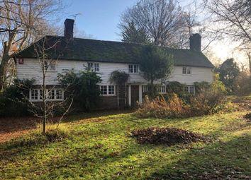Thumbnail Detached house for sale in Wittersham Road, Peasmarsh, Rye, East Sussex