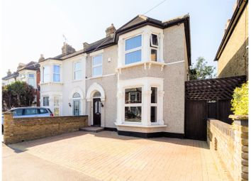 Thumbnail 5 bed semi-detached house for sale in Hazeldene Road, Ilford