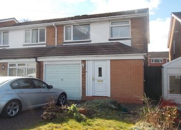 Thumbnail 3 bed semi-detached house to rent in Frederick Road, Selly Oak