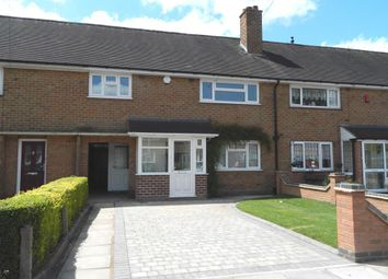 Thumbnail 3 bed terraced house to rent in Hall Hays Road, Shard End, Birmingham