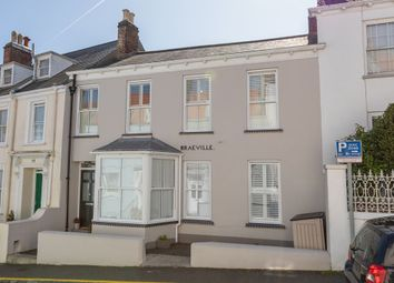 Thumbnail 4 bed terraced house for sale in 45 Mount Durand, St. Peter Port, Guernsey