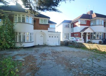 Thumbnail 4 bed semi-detached house for sale in Onslow Parade, Hampden Square, London