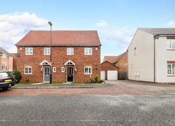 Thumbnail 3 bed semi-detached house for sale in Langhope, Houghton Le Spring, Tyne And Wear