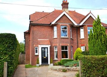 Thumbnail 4 bed semi-detached house for sale in Punnetts Town, Heathfield, East Sussex, United Kingdom