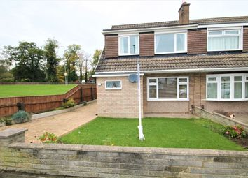 Thumbnail 3 bed semi-detached house for sale in Darlington Back Lane, Stockton-On-Tees
