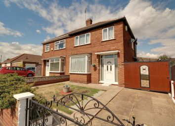 3 bed semi-detached house for sale in Staindale Road, Scunthorpe DN16