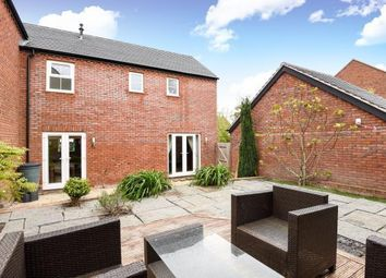 Thumbnail 3 bed semi-detached house to rent in Red Norman Rise, The Furlongs