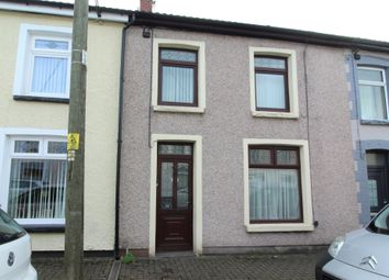 Thumbnail 3 bed terraced house for sale in Bonvilston Road, Pontypridd