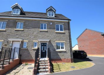 Thumbnail 4 bed semi-detached house for sale in White Farm, Barry