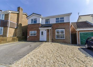 Thumbnail 4 bed detached house for sale in Mears Road, Fair Oak, Eastleigh, Hampshire