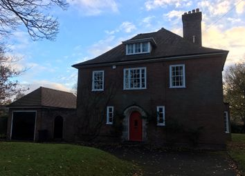 Thumbnail 4 bed detached house to rent in Long Lane, Aughton