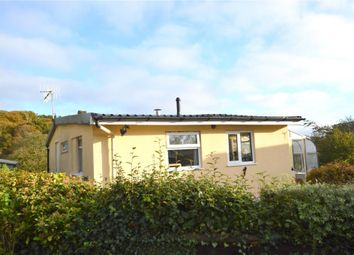 Thumbnail 1 bed mobile/park home for sale in Oaklands Residential Park, Glendale Road, Okehampton
