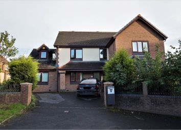 Thumbnail 4 bed detached house for sale in Bryn, Llanelli