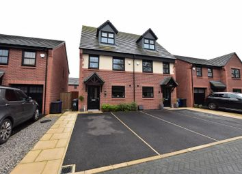 Thumbnail 3 bed town house for sale in Blackthorn Road, Hazel Grove, Stockport