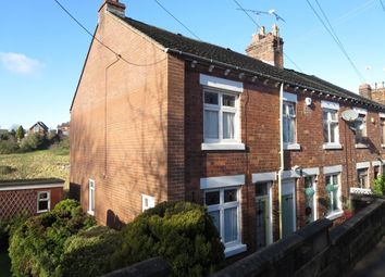 Thumbnail 2 bedroom end terrace house for sale in Hougher Wall Road, Audley, Stoke-On-Trent