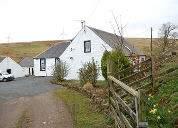 Thumbnail 4 bed detached house to rent in Delamford Farm, Girvan, South Ayrshire