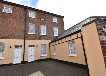 Thumbnail 3 bedroom end terrace house for sale in Government Court, Wellington Road, Harwich, Essex