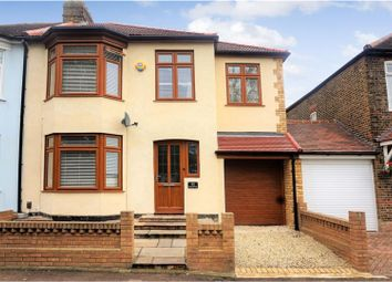 Thumbnail 4 bed semi-detached house for sale in Hainault Road, Romford