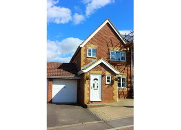 Thumbnail 3 bed semi-detached house for sale in Simmonds View, Stoke Gifford