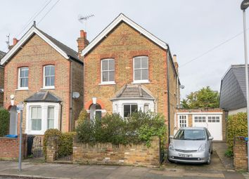 Thumbnail 3 bed detached house for sale in Bockhampton Road, Kingston Upon Thames