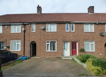 Thumbnail 3 bed terraced house for sale in Montgomery Close, Stewartby, Bedford, Bedfordshire