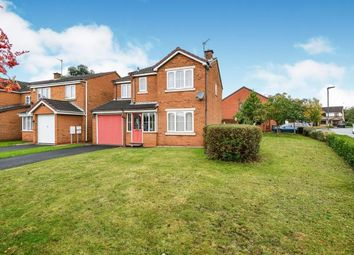 Thumbnail 4 bed detached house for sale in Grand Junction Way, Bescot, Walsall, .