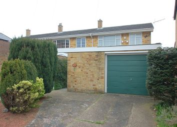 Thumbnail 3 bed end terrace house for sale in The Avenue, Alverstoke, Gosport