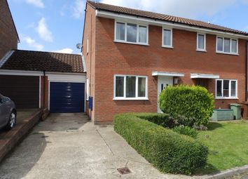 Thumbnail 2 bed semi-detached house to rent in Andrew Road, Tunbridge Wells
