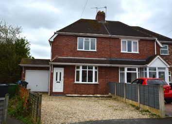 Thumbnail 2 bedroom semi-detached house to rent in Homefield Road, Codsall, Wolverhampton
