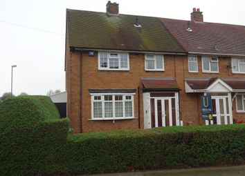 Thumbnail 3 bedroom semi-detached house to rent in Somers Road, Walsall, West Midlands