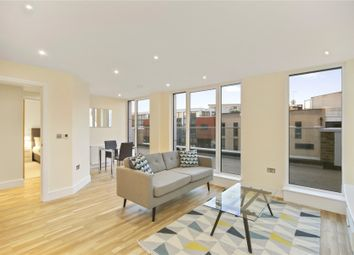 Thumbnail 1 bed flat to rent in Slate House, 11 Keymer Place, London