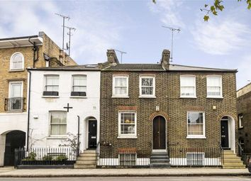 Thumbnail 3 bed terraced house to rent in Battersea Bridge Road, London