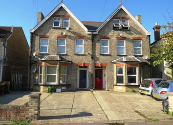 Thumbnail 2 bedroom flat to rent in Hayes Road, Clacton-On-Sea