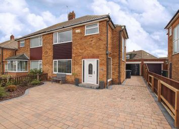 Thumbnail 3 bed semi-detached house for sale in Wilton Bank, Saltburn-By-The-Sea