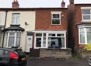 Thumbnail 3 bed property to rent in Wilton Road, Erdington, Birmingham